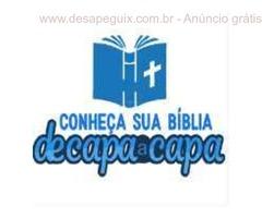 CONHEÇA SUA BIBLIA DE CAPA A CAPA TOTALMENTE ONLINE ONDE QUISER