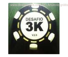 Desafio 3K 2.0 MARKETING ORGANICO NO FACEBOOK