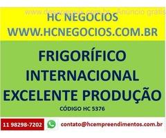 DISPONÍVEL NO MERCADO FRIGORÍFICO INTERNACIONAL