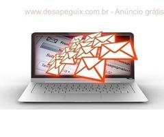Kit e-mails listas de e-mails segmentados
