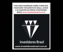 Divulgue sua marca no Portal Investidores Brasil
