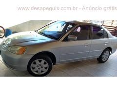 HONDA CIVIC 2003 4P 1.7 16V MANUAL GASOLINA