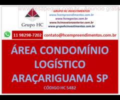 Excelente área para condomínio logístico Área bem localizada e fácil acesso KM 52 Rod. Presidente