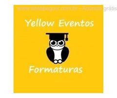 Agência Yellow Eventos e Formaturas (19) 2139-7517