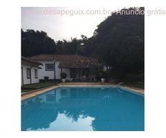 Linda Fazenda excelente localização, sul do Rio de Janeiro, já foram gravadas