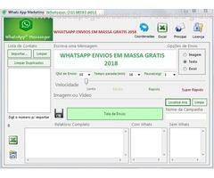 Whatsapp Envios Em Massa Gratis 2018