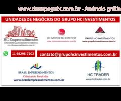 VENHA SER PARCEIRO DO GRUPO HC INVESTIMENTOS