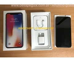Venda iPhone X 64GB $480 iPhone 8 64GB $400 iPhone 7 Plus 32GB $ 330