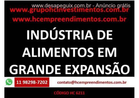 14ce7b320 Oportunidade Empresa a Venda, Indústria em excelente expansão ...