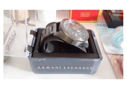 fe8cc4b5d2b Relógio Armani Exchange Masculino Natal – Desapeguix classificados ...