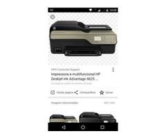 Multifuncional HP Deskjet Ink Advantaje 4625