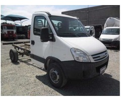 Iveco Daily 45S14 Chassi - 2010