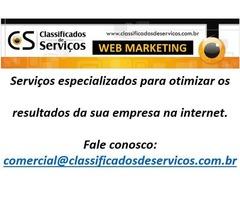 Nós cuidamos da imagem da sua empresa na internet, rede sociais e email marketing