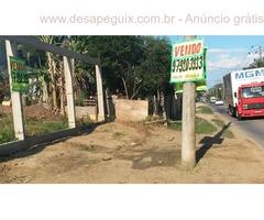 LOTE COMERCIAL EM COSMOS, NA ESTRADA DA PACIÊNCIA, nº 115 - 11 METROS DE FAIXADA