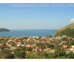 TERRENO (area) EM ANGRA DOS REIS - RJ - À 300 METROS DO MAR, MARAVILHOSO NA PRAIA DE GARATUCAIA