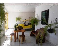 Casa Grande e 4 Apartamentos em Japaratinga o Caribe Brasileiro