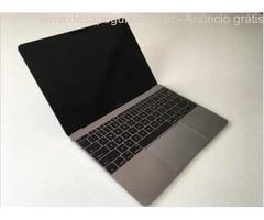 """Novo MacBook 12"""" 256GB 8GB"""