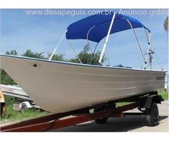 Barco Profissional 500 - casco duplo - zero