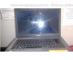 Notebook Positivo XR 390 Usado